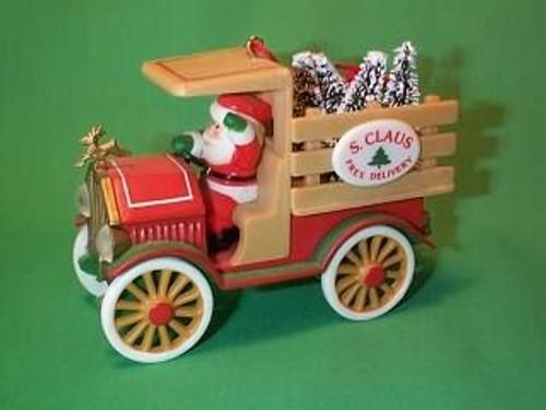 1984 Here Comes Santa #6 - Santa Delivery