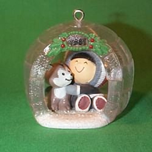1981 Frosty Friends #2 - Igloo