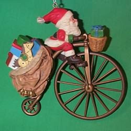 1982 Cycling Santa