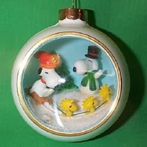 1981 Snoopy and Friends #3