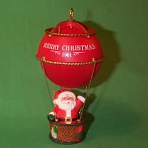 1981 Sailing Santa