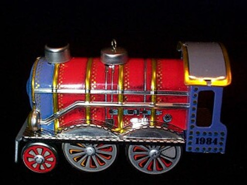 1984 Tin Locomotive #3