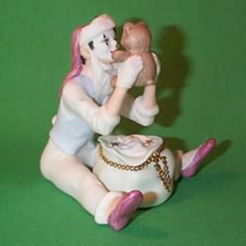 1987 Christmas Time Mime