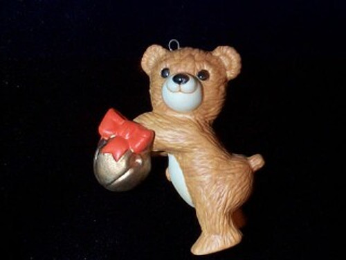 1984 Cinnamon Bear #2 - With Jingle Bell