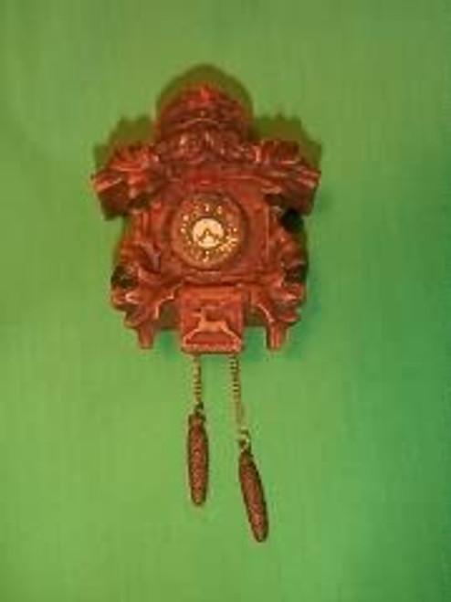 1984 Cuckoo Clock