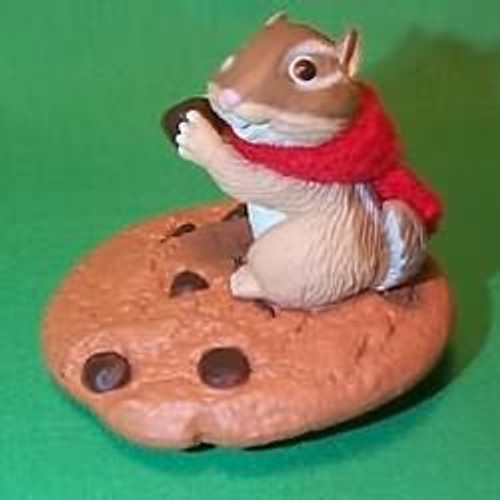 1987 Chocolate Chipmunk