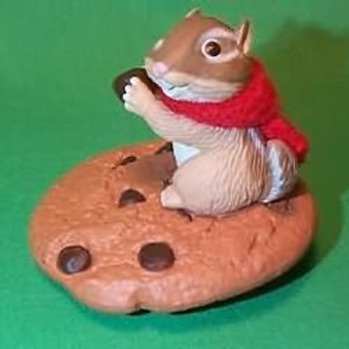 1987 Chocolate Chipmunk