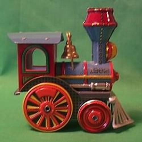 1982 Tin Locomotive #1