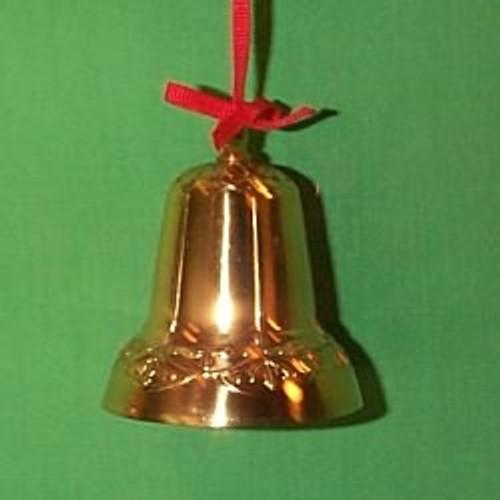 1982 Brass Bell