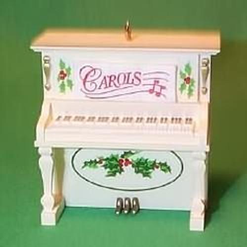 1987 Christmas Keys