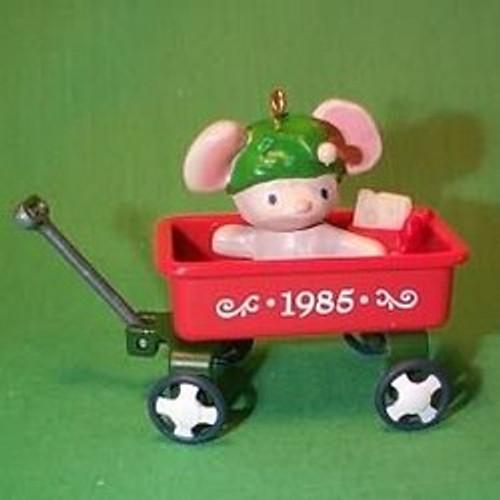 1985 Mouse Wagon