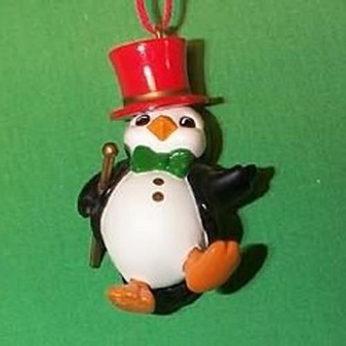 1985 Dapper Penguin