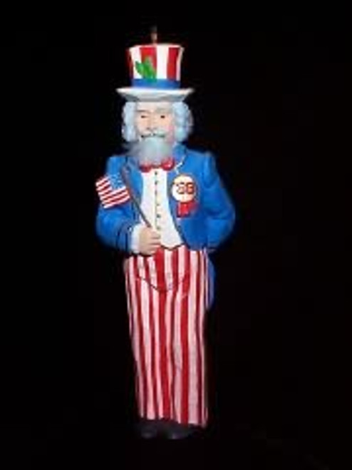 1988 Uncle Sam Nutcracker