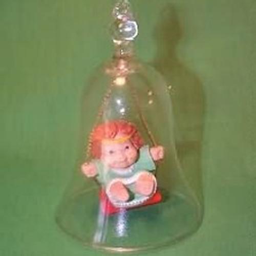 1985 Swinging Angel Bell