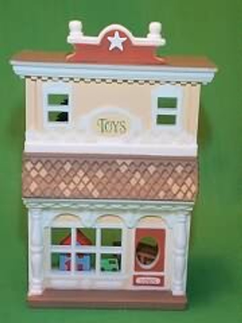1985 Nostalgic Houses #2 - Toy Shop