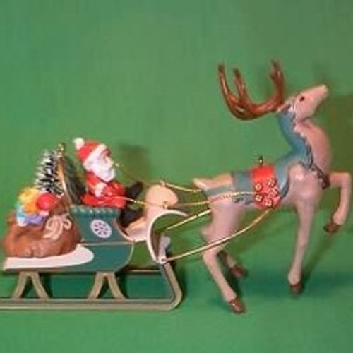 1985 Spirit Of Santa Claus
