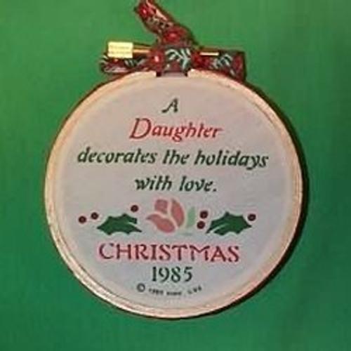 1985 Daughter