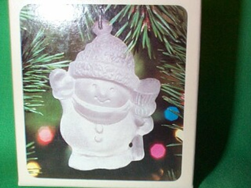 1981 Frosted Images - Snowman