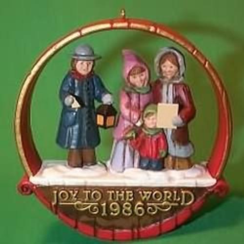 1986 Joyful Carolers
