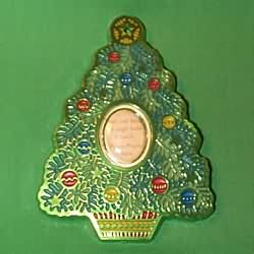 1981 Tree Photoholder - Crown Classics