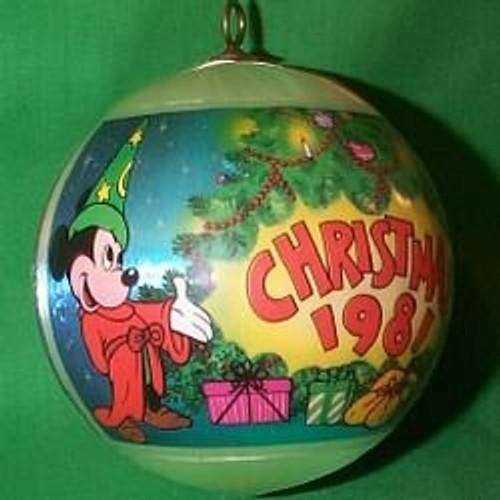 1981 Disney