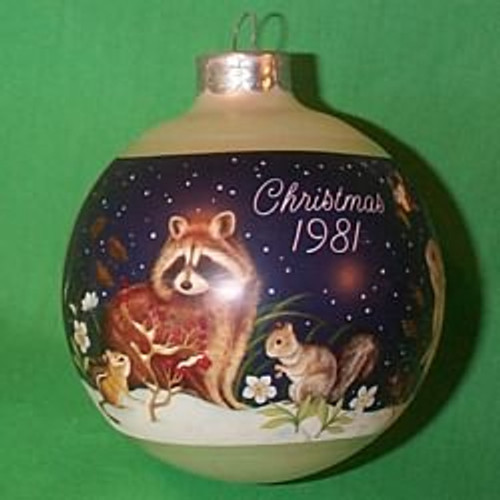1981 Christmas In The Forest
