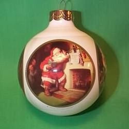 1986 Coca Cola Santa