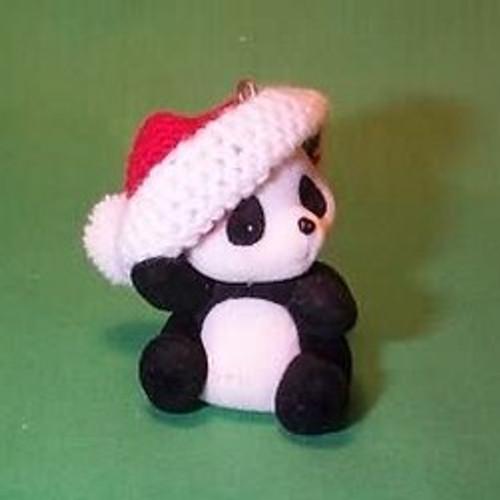 1986 Santas Panda Pal