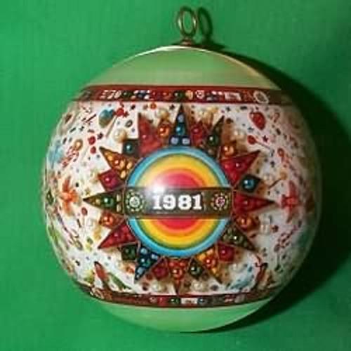 1981 Christmas 81 Schneeberg