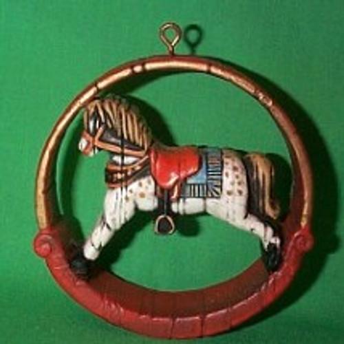 1976 Nostalgic - Rocking Horse