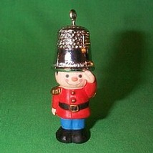 1979 Thimble #2 - Soldier