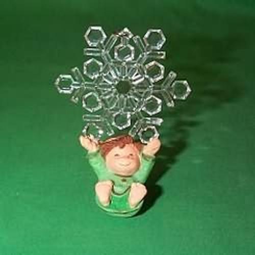 1980 The Snowflake Swing