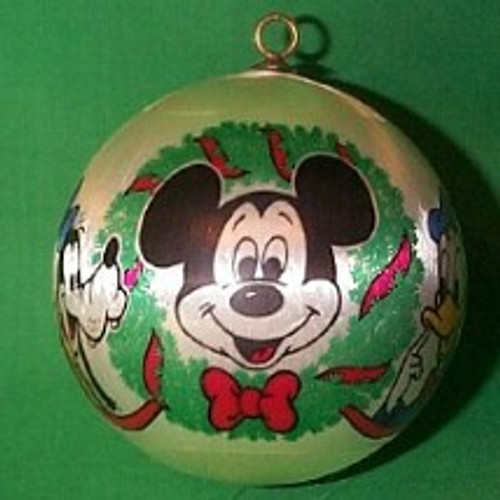 1977 Disney - Mickey Mouse