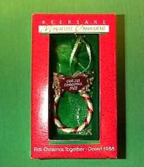 1988 1st Christmas-Wreath