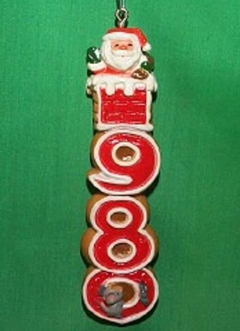 1980 Santa 80