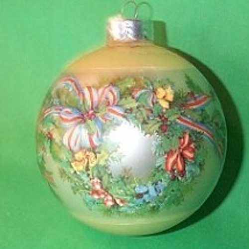 1977 Wreath - Christmas Expressions