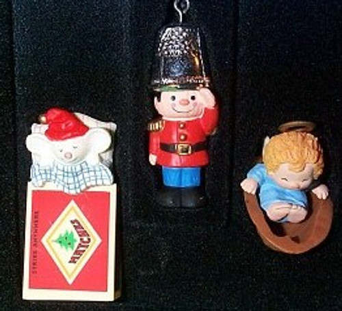 1979 Little Trimmers - Set Of 3