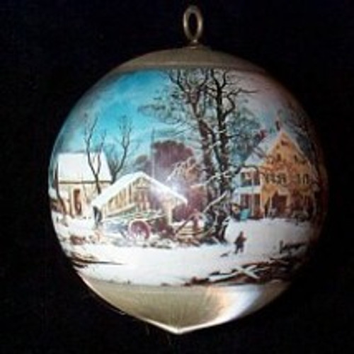 1975 Currier and Ives