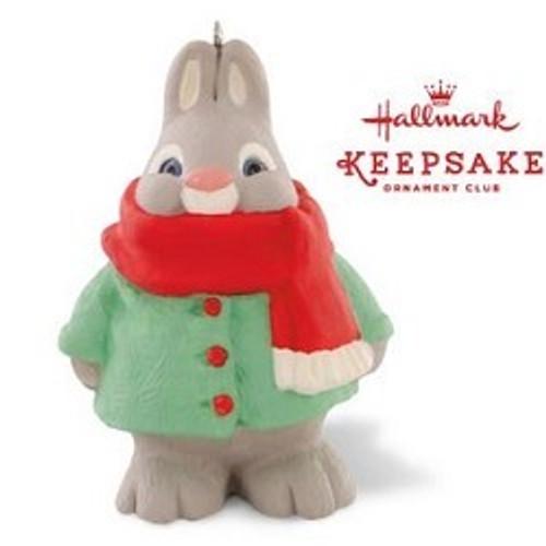 2015 Bundled-Up Bunny