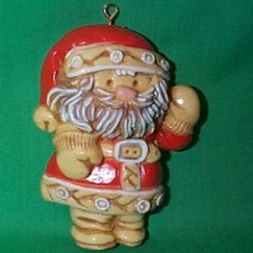 1976 Tree Treats - Santa