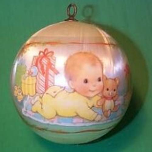 1978 Babys 1st Christmas