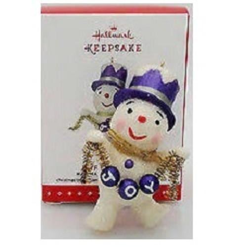 2015 Joyful Snowman