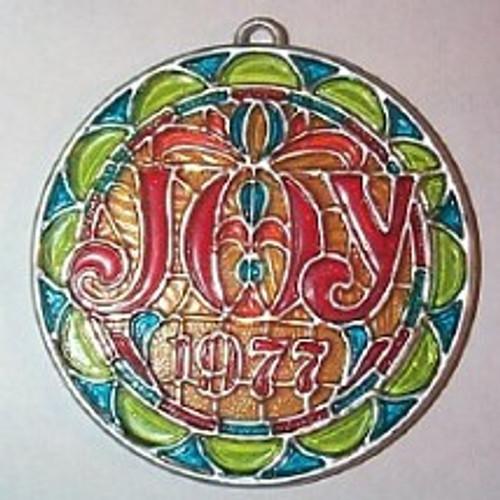 1977 Joy - Colors of Christmas