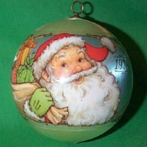 1978 Merry Christmas - Santa