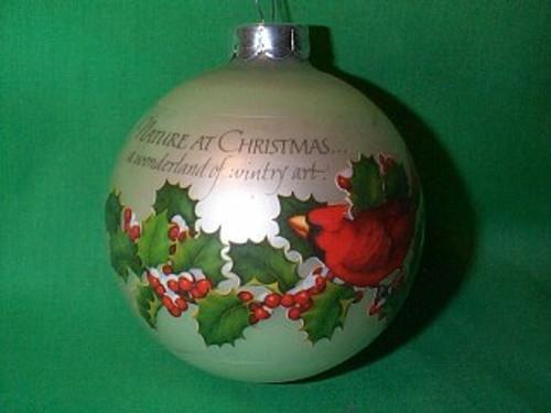 1980 Christmas Cardinals