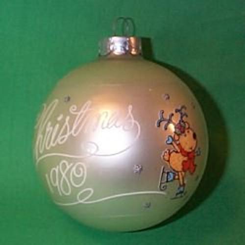 1980 Jolly Santa