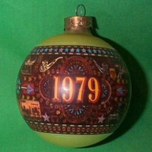 1979 Christmas Collage