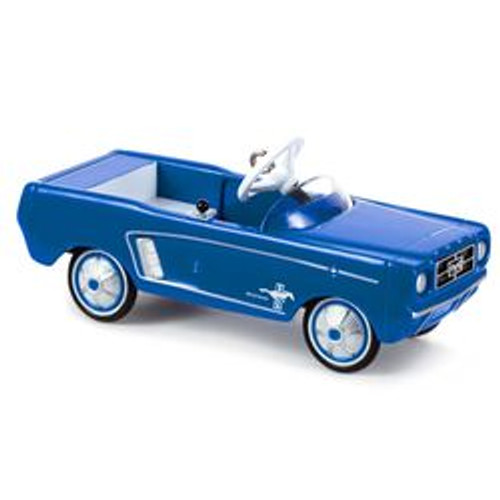 2015 Kiddie Car Classic - 1965 Ford Mustang - Blue