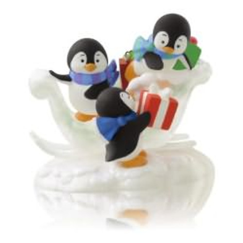 2014 Present-Packing Penguins