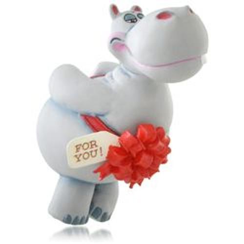 2015 I Want a Hippopotamus for Christmas